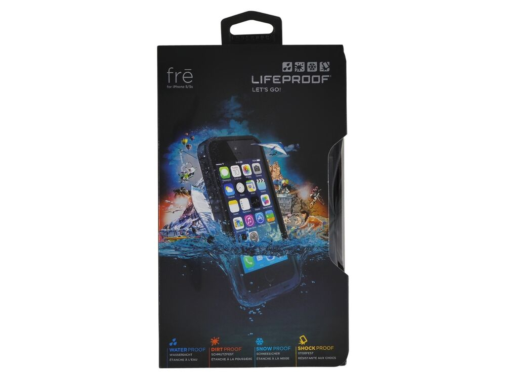 Lifeproof Iphone 5s Case: Lifeproof Fre Case For Apple IPhone 5/5S/SE # NEW