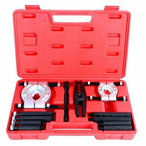 Bearing Puller Kit Advance Auto : Bearing splitter gear puller fly wheel separator set auto