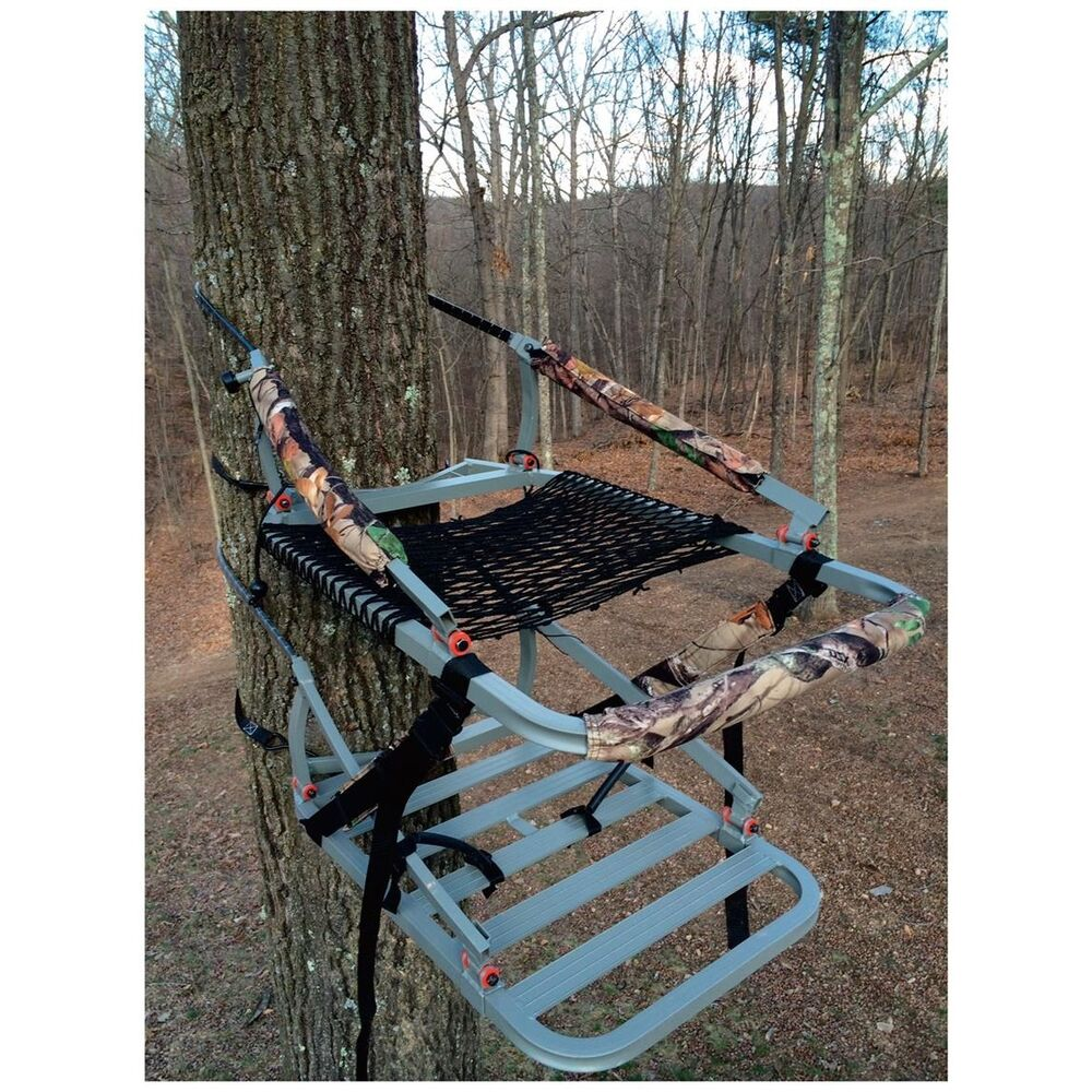 Tree Stand Climber Hunting Portable Outdoor Climbing Seat