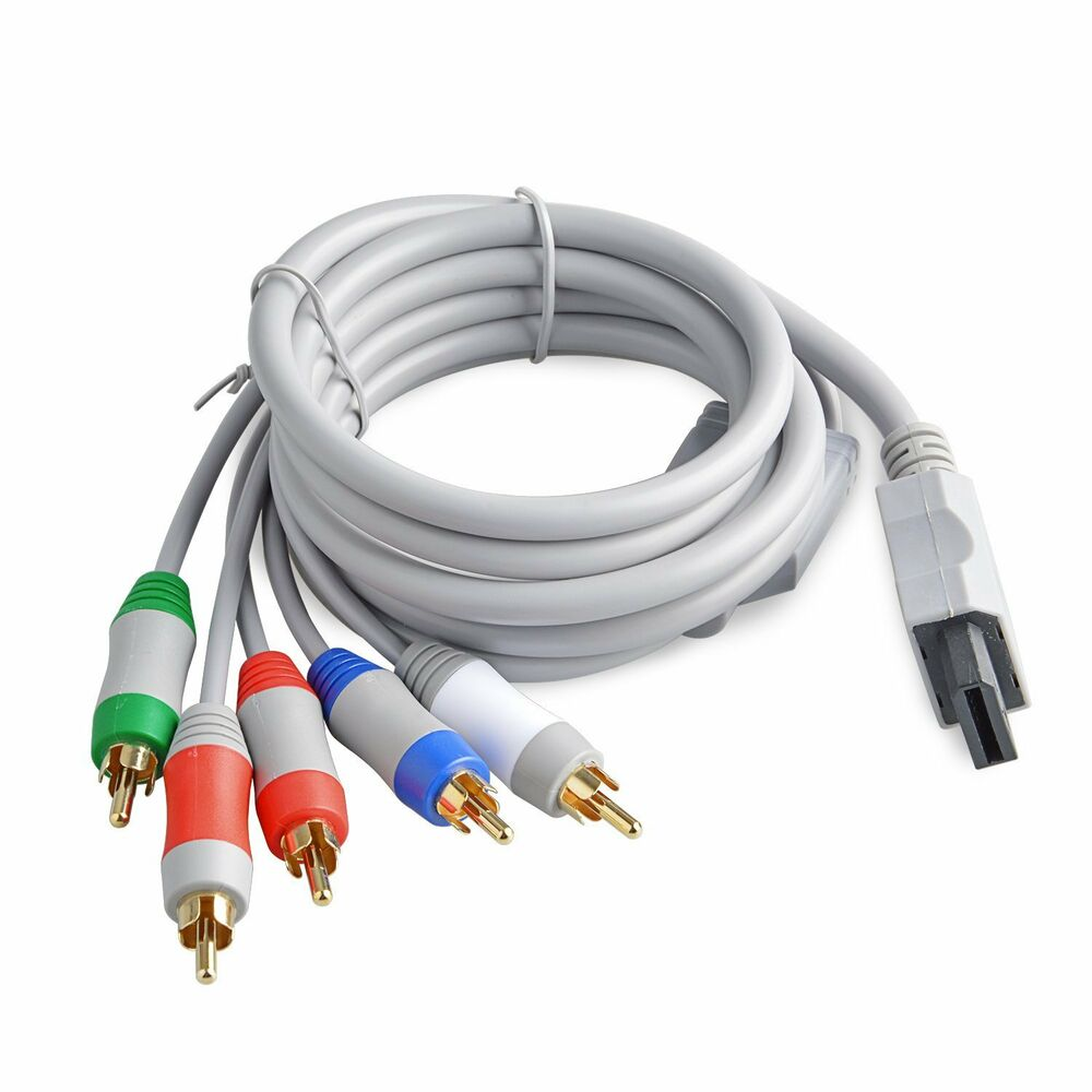 Component Cable Cord Av Cable Hdtv Edtv High Definition