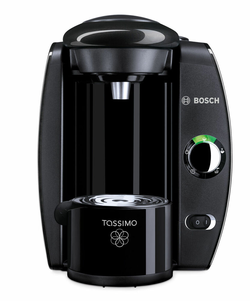 Bosch Tassimo T42 Coffee Maker - Black 4242002648699 eBay