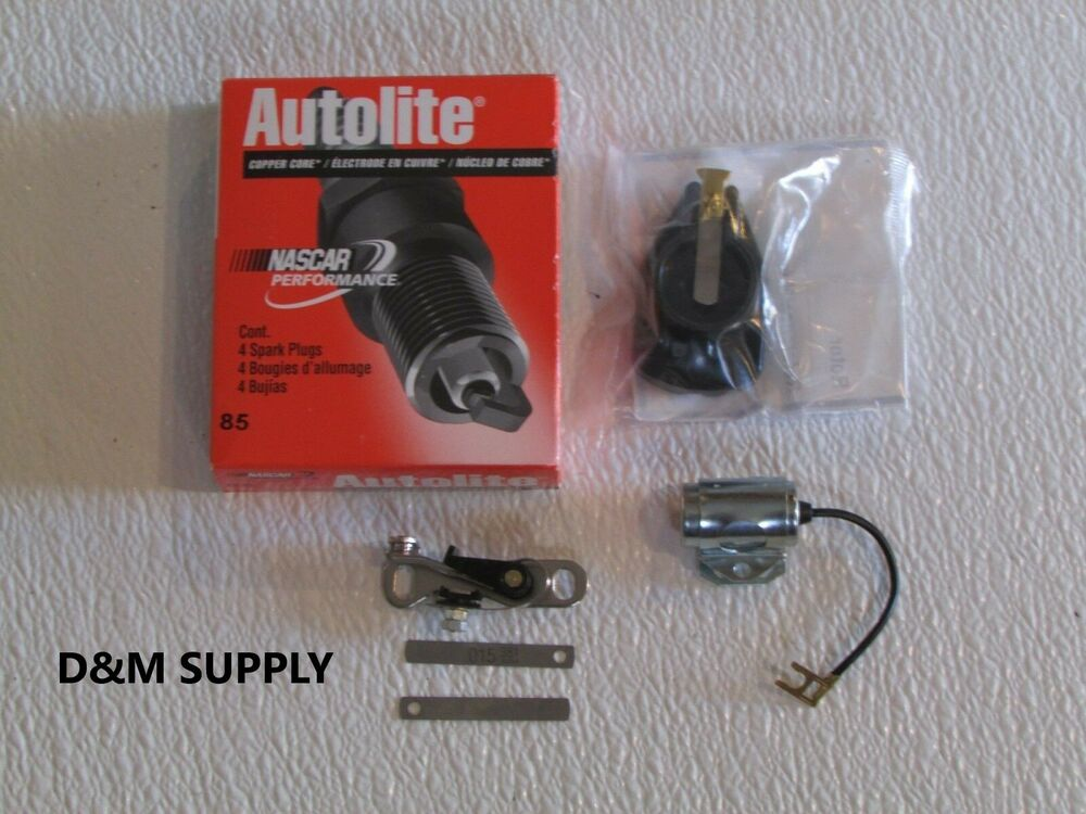 Ford 8n Tune Up Parts : Premium ford tractor tune up ignition kit n