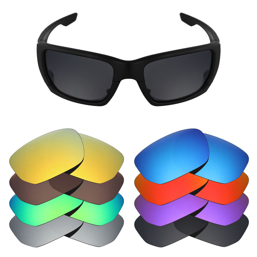 cd737861d27 Mryok Anti-Scratch Polarized Replacement Lenses for-Oakley Style Switch  Sunglass
