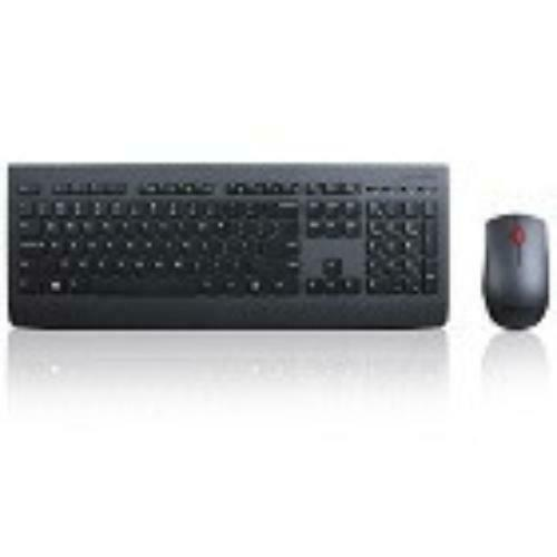 lenovo professional wireless keyboard and mouse combo us english 4x30h56796 889561017265 ebay. Black Bedroom Furniture Sets. Home Design Ideas