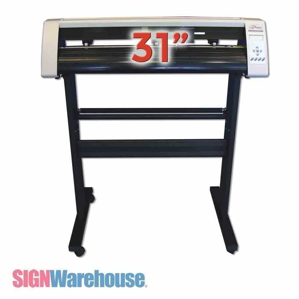 Signwarehouse Vinyl Cutter W Editing Software For