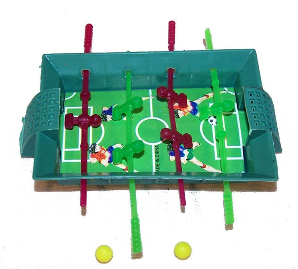 Toys For Games : Kids plastic foose ball mini game sets small toy dz