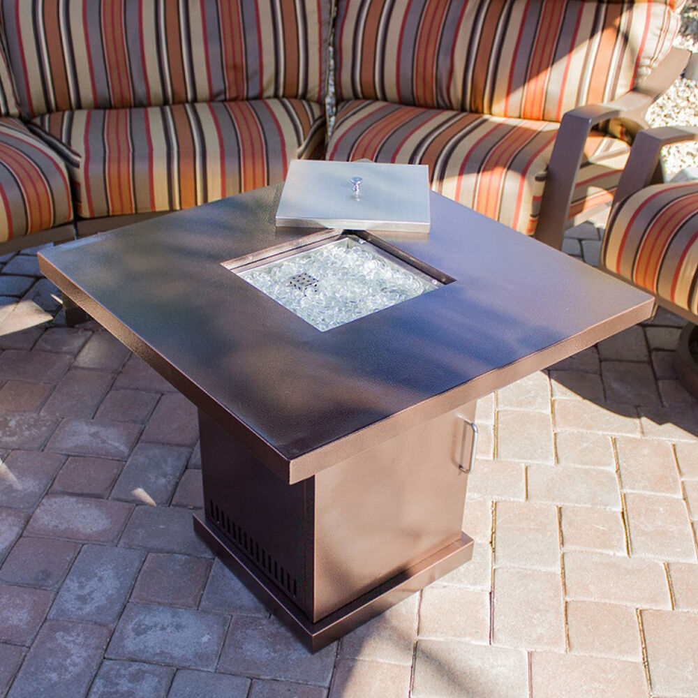 Outdoor Coffee Table Heater: Firepit Table Cover Lpg Gas Outdoor Fireplace Propane