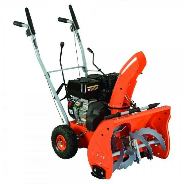 2 stage snow blower 2 stage snow blower gas thrower multi speed self propelled 28976