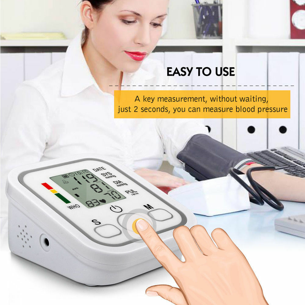 digital bp measurement machine