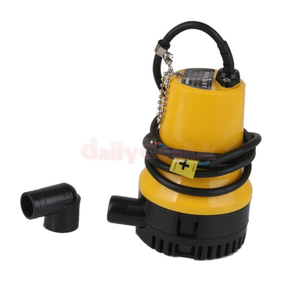Stainless submersible pump fountain pool pond garden water for Pond water pump