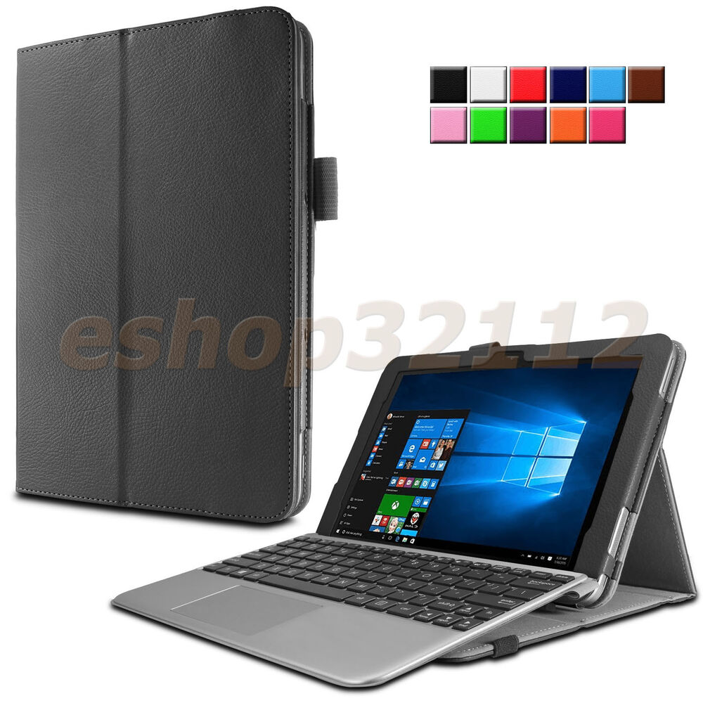 asus transformer mini t102ha 2 in 1 10 1 touchscreen laptop folio case cover ebay. Black Bedroom Furniture Sets. Home Design Ideas
