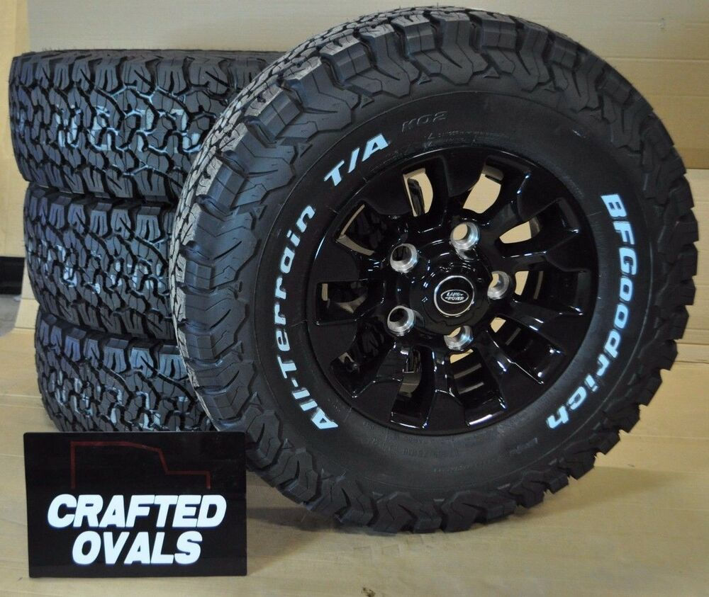 Land Rover Defender Bfgoodrich At Tyres 265 75r16