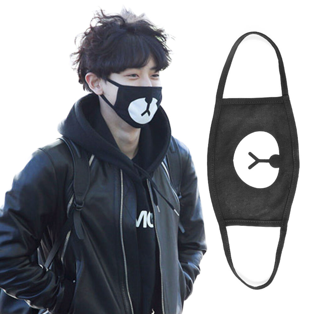 Cute Men Women Cycling Anti Dust Cotton Mouth Face Mask