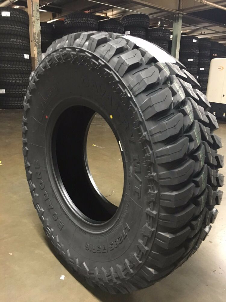 4new road one cavalry mt tires 35 17 mud tire ebay. Black Bedroom Furniture Sets. Home Design Ideas