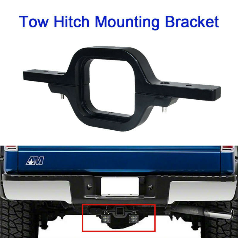 Trailer Hitch Wiring Harness Bracket : Universal tow hitch mount bracket back up reverse search