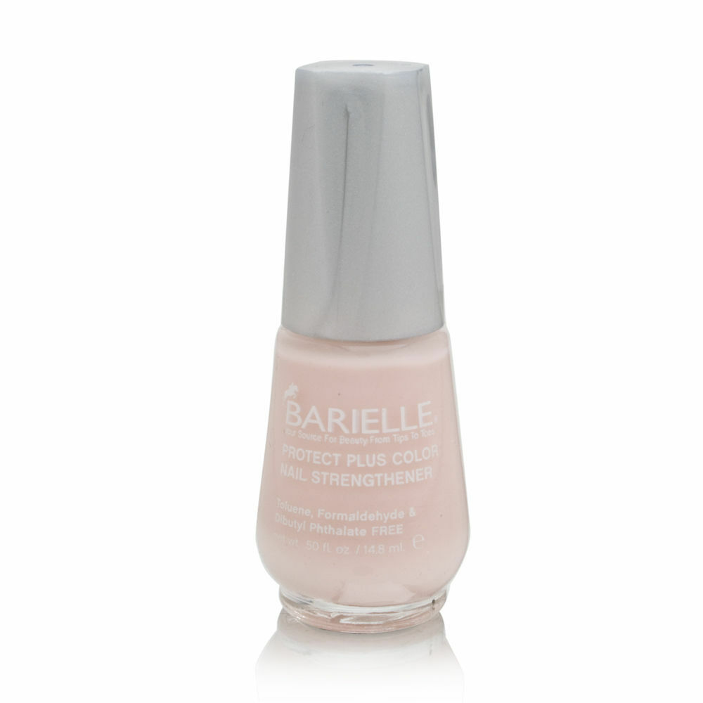 Barielle Protect Plus Color Nail Strengthener Sheer Pink Brand New ...