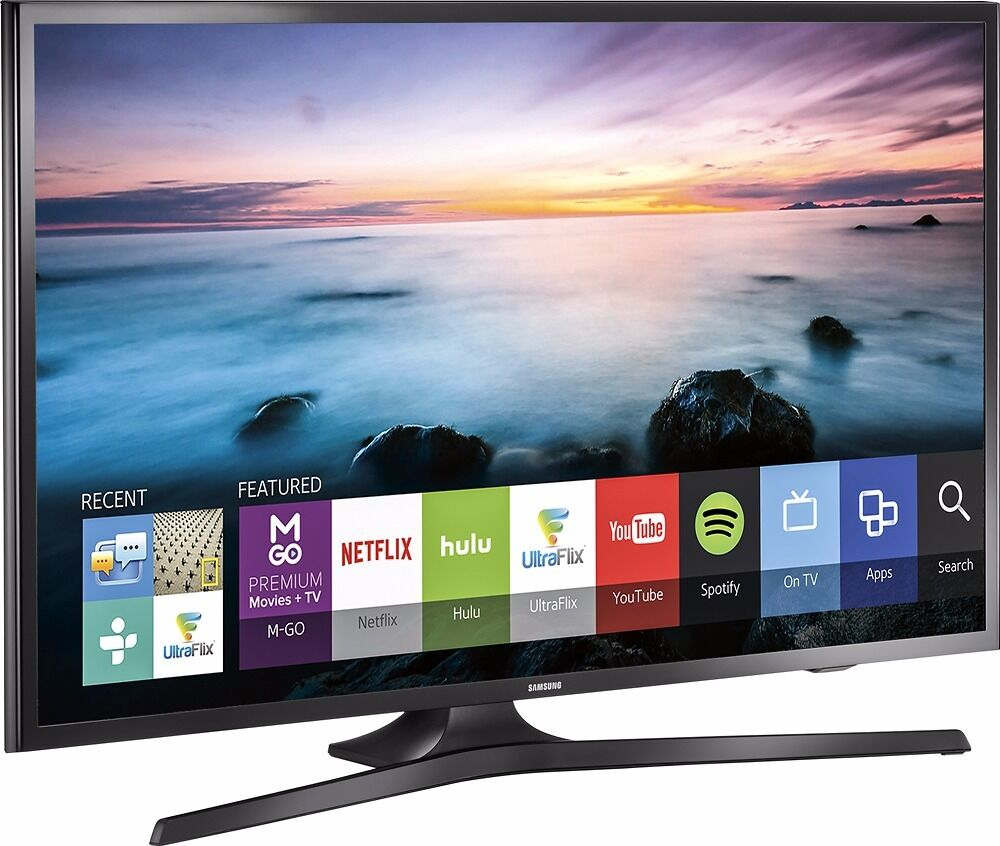 samsung 5 series 40 full hd 1080p smart led hdtv w. Black Bedroom Furniture Sets. Home Design Ideas