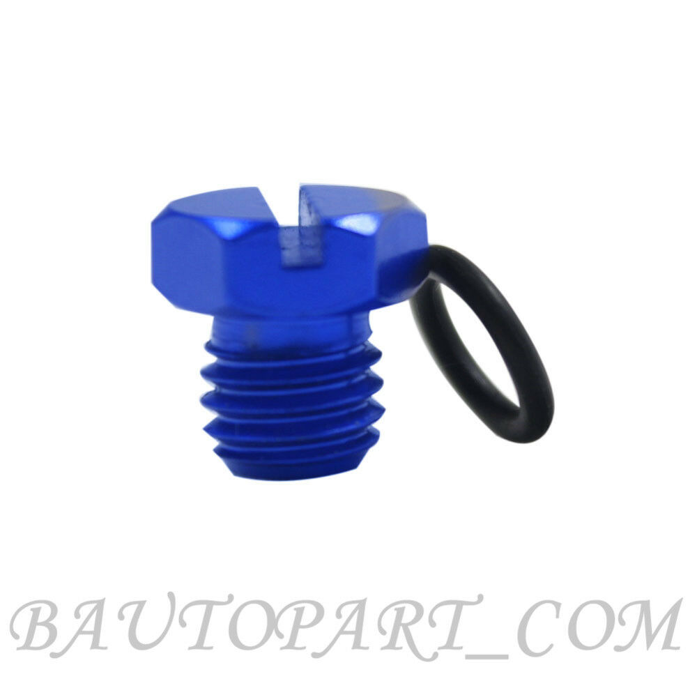 blue air bleeder screw fit for gm 2001