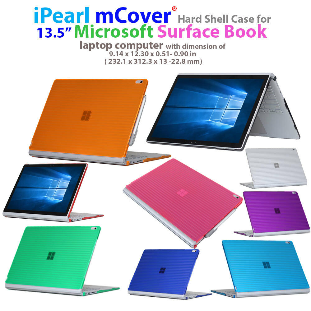 New Mcover 174 Hard Shell Case For 13 5 Inch Microsoft