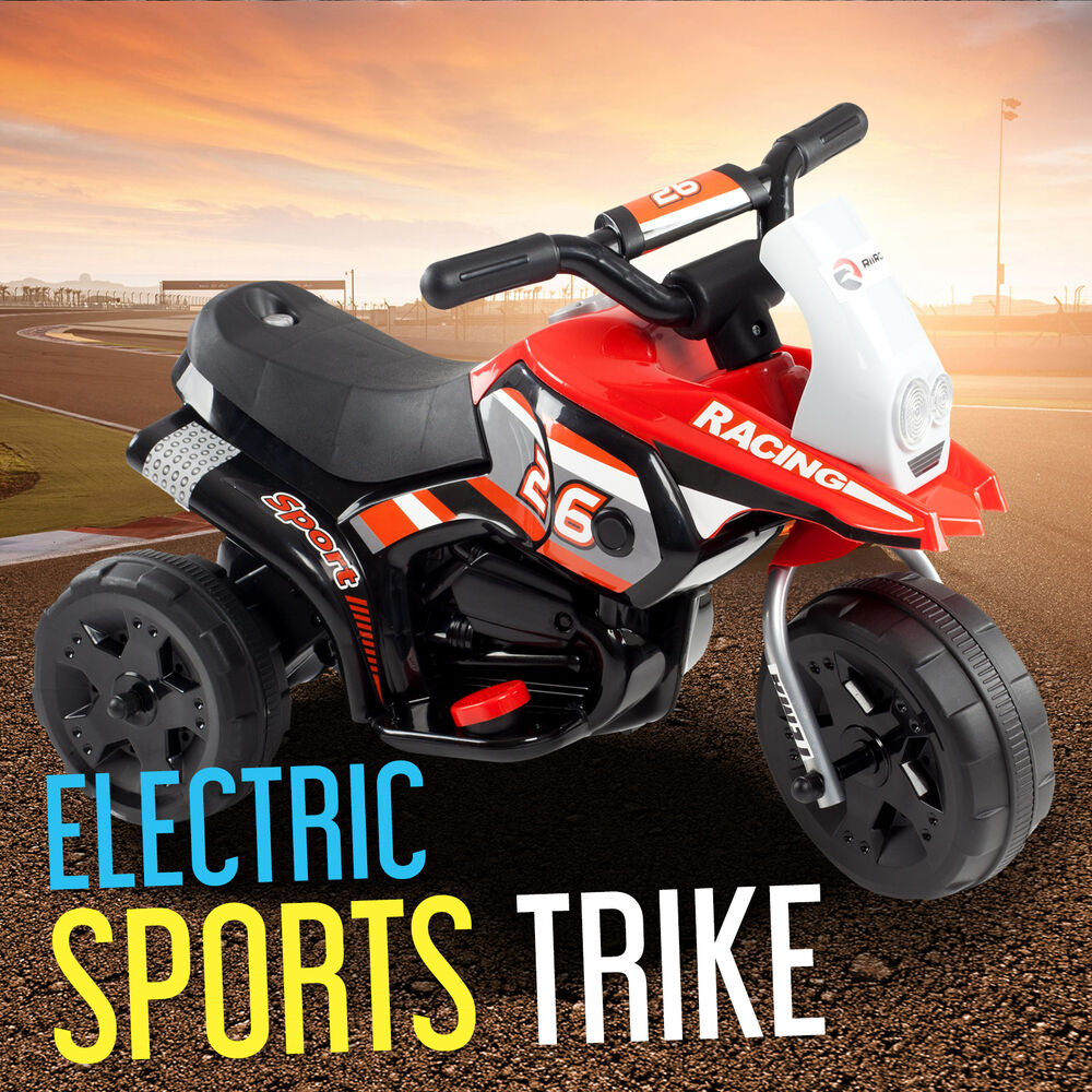 Motorbike Kids Ride On Motorcycle Toy Electric Scooter Car