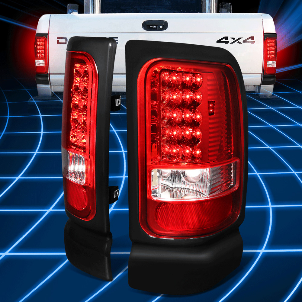brake signal tail light lamp for 1994 2001 dodge ram 1500 3500 ebay. Black Bedroom Furniture Sets. Home Design Ideas