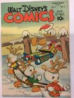 Walt Disney's Comics and Stories #76