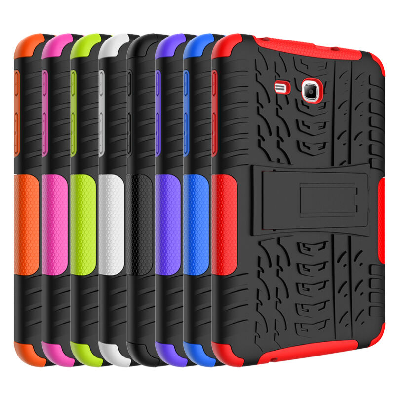 Shockproof Rugged Hard Tyre Case Cover For Samsung Galaxy