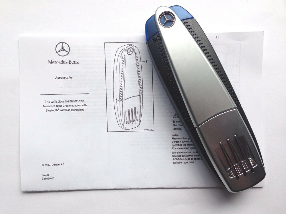 2005 2009 mercedes benz bluetooth dongle puck interface adapter b67875878 oem 3 ebay. Black Bedroom Furniture Sets. Home Design Ideas