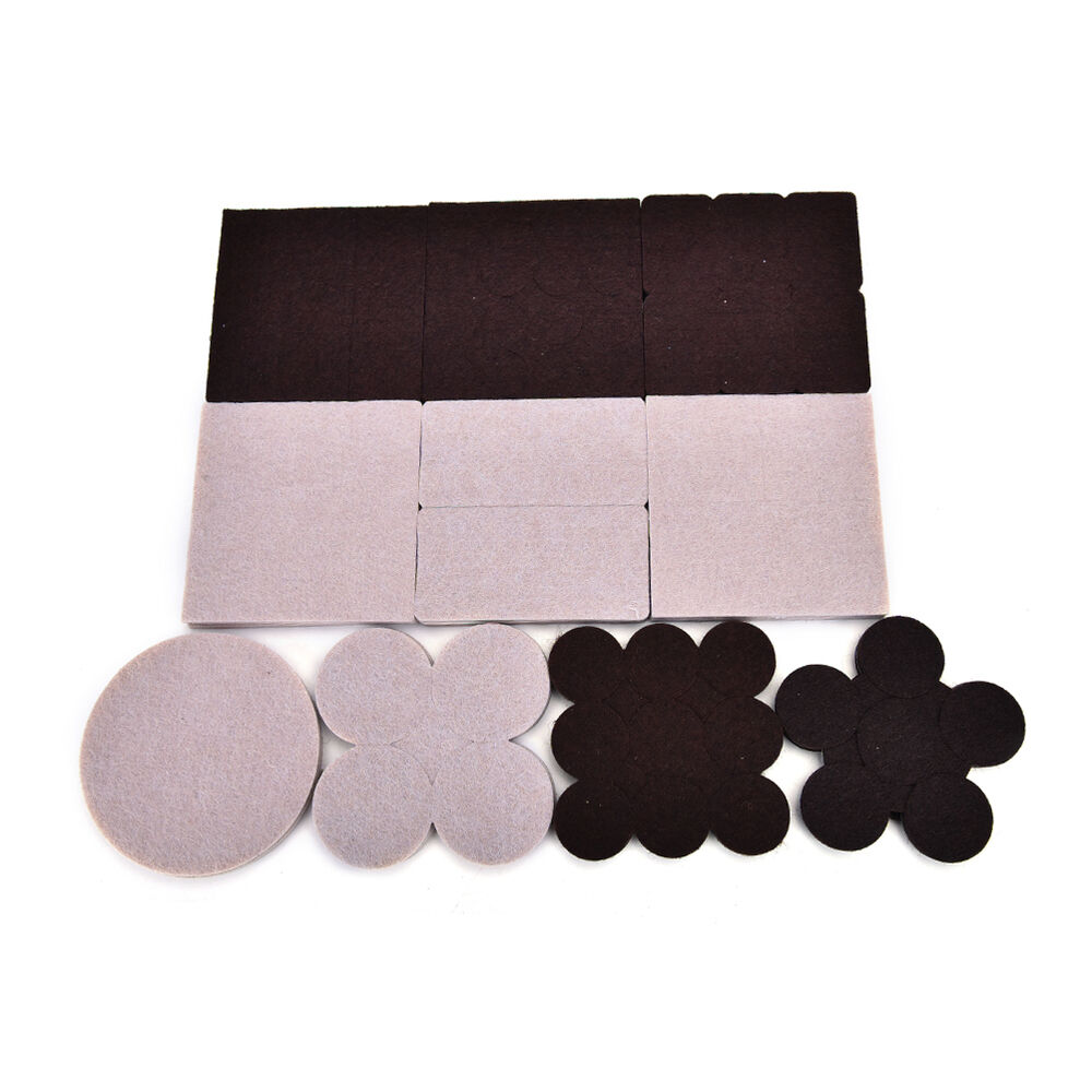 Self Adhesive Sticky Felt Pad Furniture Table Chair Legs