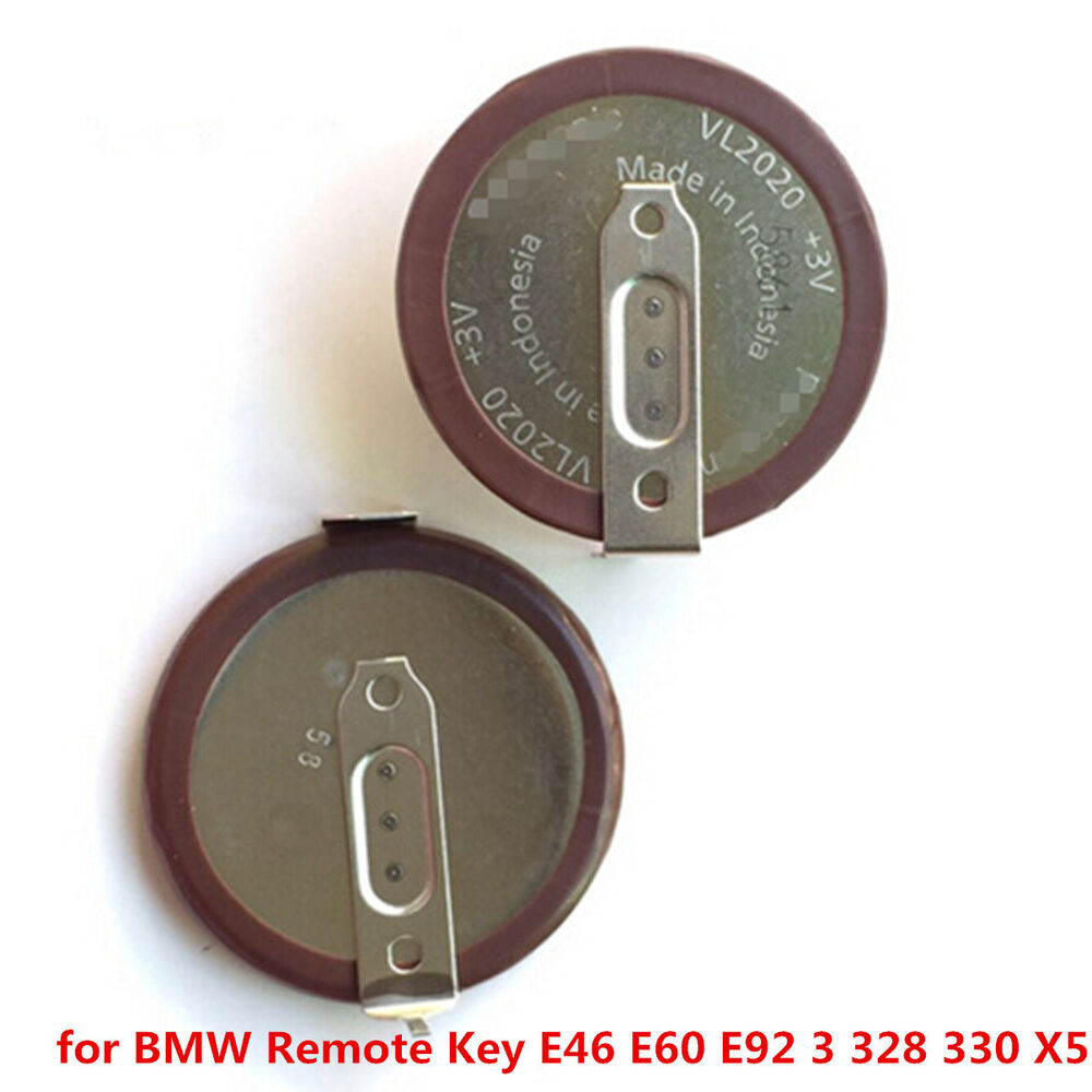 Original VL2020 Rechargeable Battery For BMW Remote Key