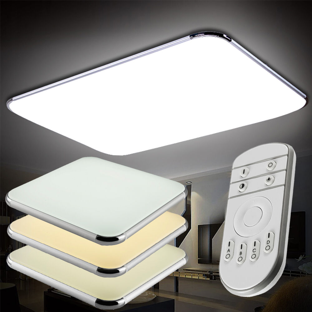 LED Ceiling Down Light Kitchen Bathroom Living Lamp Day