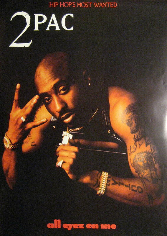 all eyez on him tupac shakur essay His lp all eyez on me (1996), rap's first 2 disc album, shot back up to the billboard top 10 in the weeks following his death his latest cd, the don killuminati: the seven-day theory, recorded under the alias makaveli, debuted on the billboard charts as the number one album in the nation  biography tupac shakur essay running head: tupac.