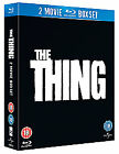The Thing / The Thing (Blu-ray, 2012, 2-Disc Set)