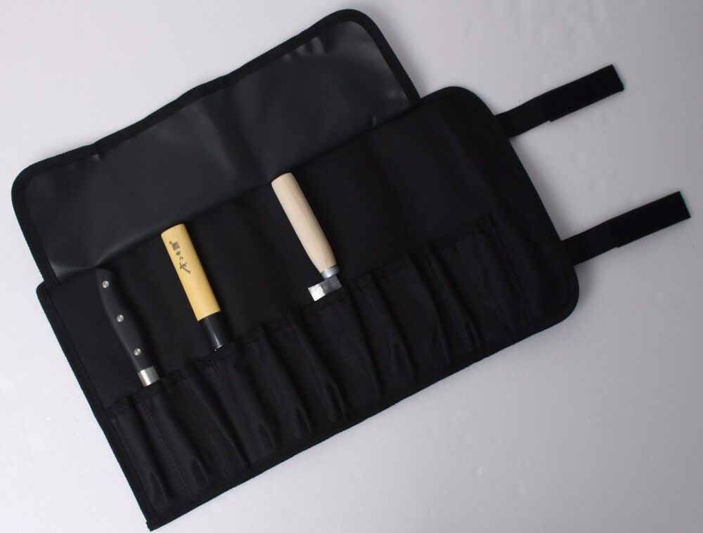 11 Pocket 17 Quot Portable Knife Carry Case Small Pouch Bag