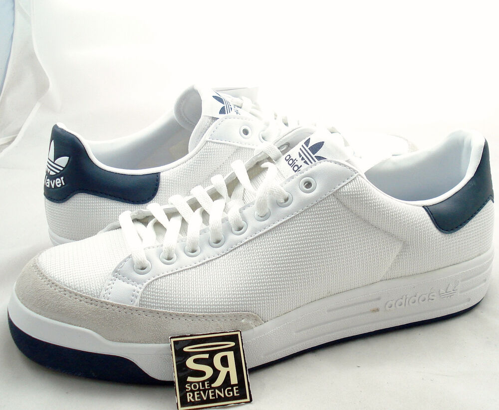 Adidas Rod Laver Shoes White