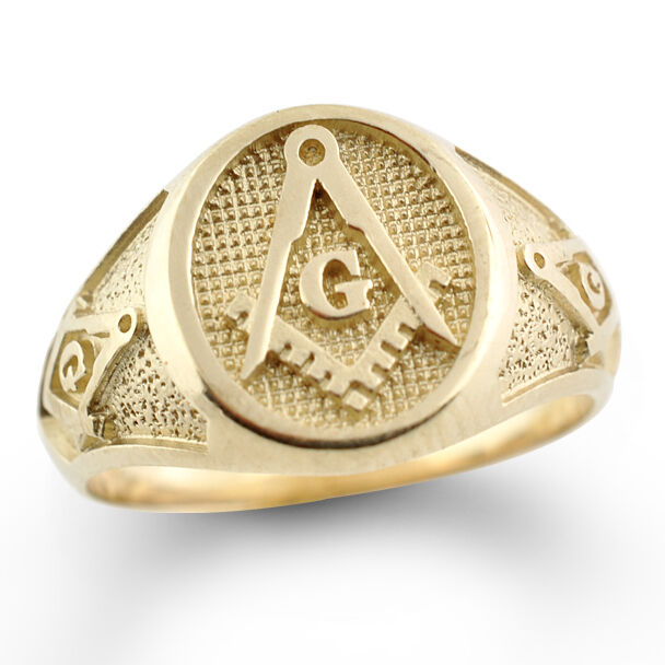 Mens Solid Gold Rings Jewellery