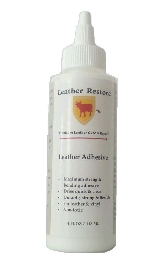 Leather Adhesive Repair Glue Maximum Bond Strength Repair