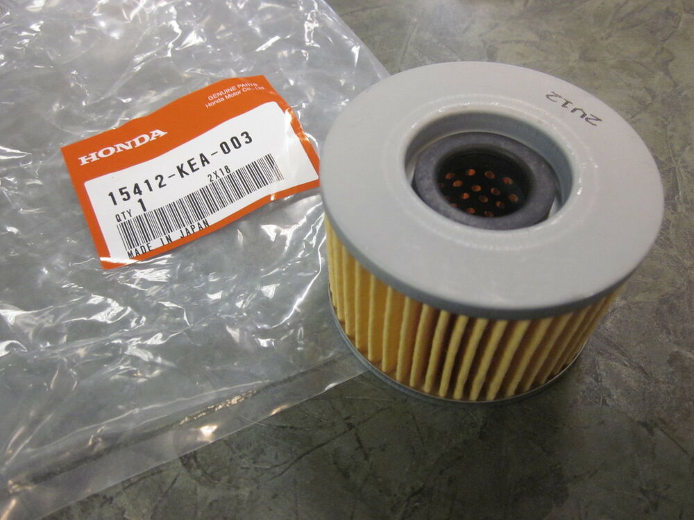 Genuine Honda Oil Filter 650 680 Rincon 500 Rubicon 400