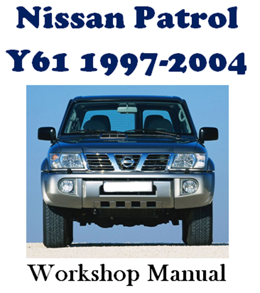 Nissan Patrol gu Y61 Service manual Electronic ignition