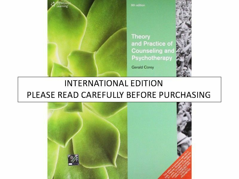 Theory And Practice Of Counseling And Psychotherapy 9th Edrald