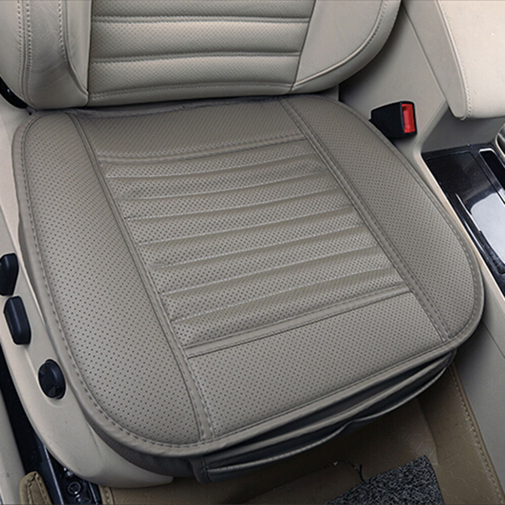 universal car seat cushion protector sit cover mat pad protect lower back spinal ebay. Black Bedroom Furniture Sets. Home Design Ideas