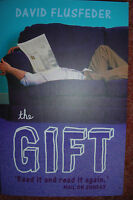 The Gift  - David Flusfeder – EXC