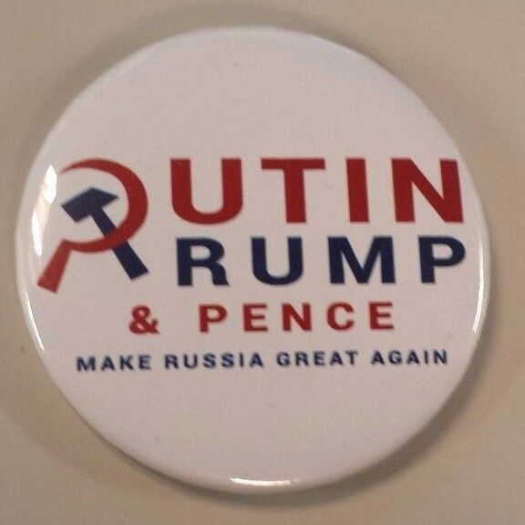 Putin, Trump ..... & Pence - Make Russia Great Again | eBay