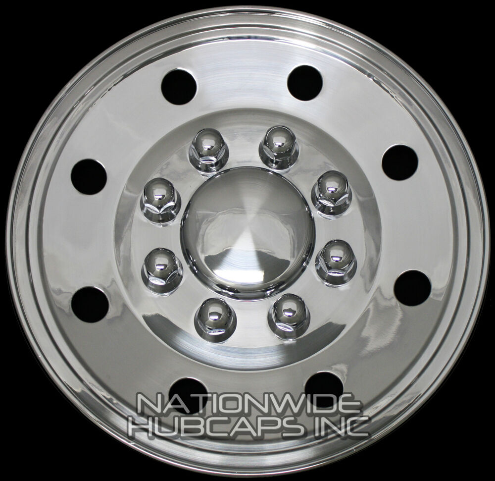 Craftsman Chrome Wheel Covers : Chrome ford truck van quot lug wheel covers hub caps