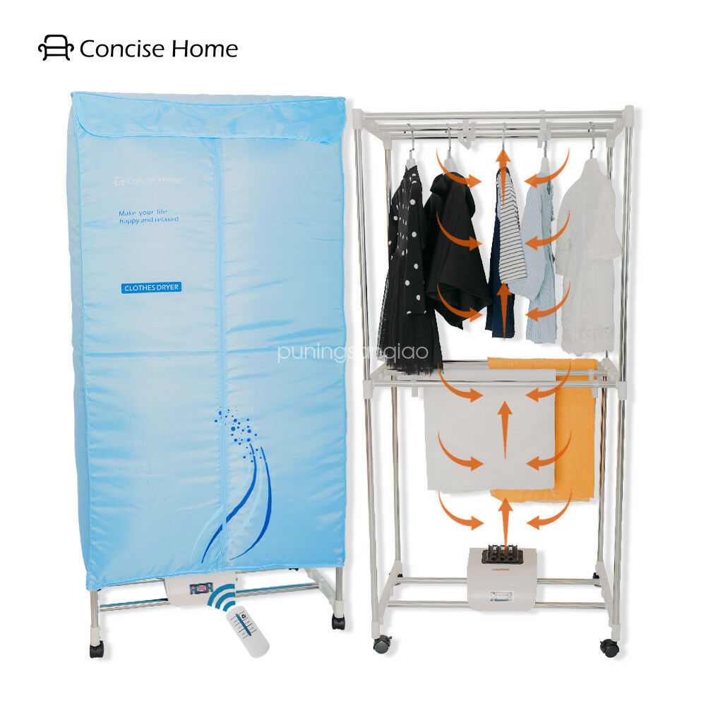 Clothes Drying Machine ~ Concise home electric clothes dryer portable wardrobe