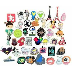 Kyпить Disney Pin Trading 50 Assorted Pin Lot - Brand NEW Pins - No Doubles - Tradable на еВаy.соm