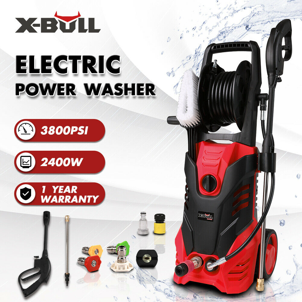X bull 3200psi high pressure water cleaner washer electric for H2o power x