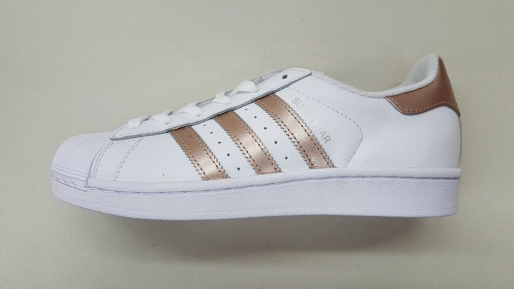 adidas originals superstar foundation white rose gold. Black Bedroom Furniture Sets. Home Design Ideas
