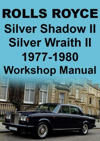 s l1000 rolls royce silver shadow ii, silver wraith ii workshop manual VW Jetta Wiring Diagram at alyssarenee.co