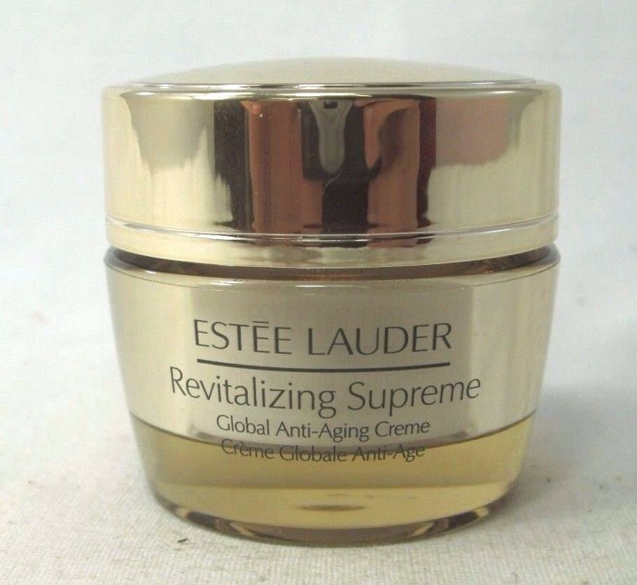 estee lauder revitalizing supreme global anti aging creme 5 oz ebay. Black Bedroom Furniture Sets. Home Design Ideas